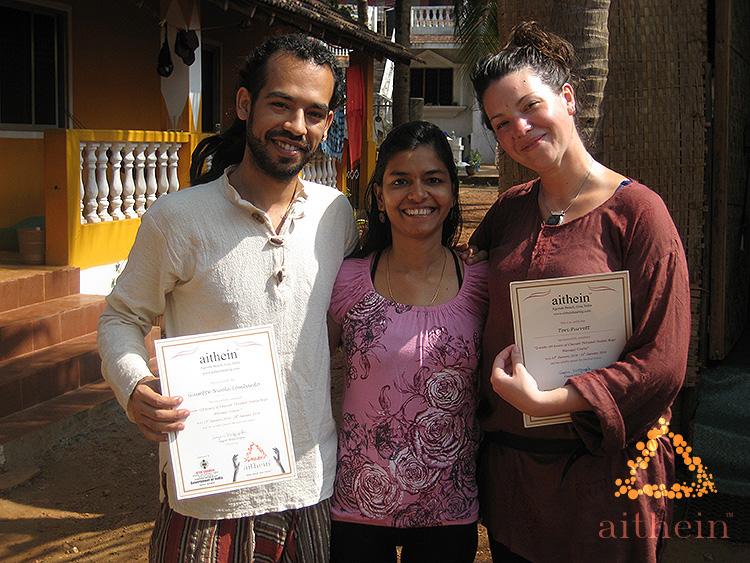 Ayurveda College Goa India