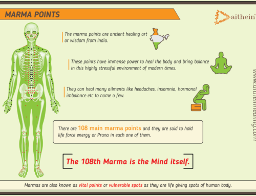 Marma Points – An Introduction