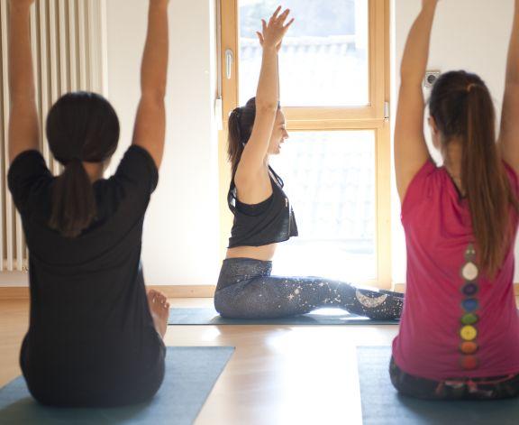 Yoga Teacher Training India Maria Pic